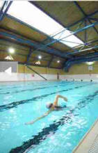 Brentwod School Sports Centre - swimming